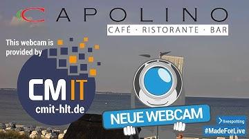 Neue Webcam in der Lübecker Bucht live aus der Dünenlandschaft von Scharbeutz