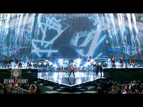 Opening Ceremony / Ceremonia de Apertura | Worlds 2018 Final 🔴