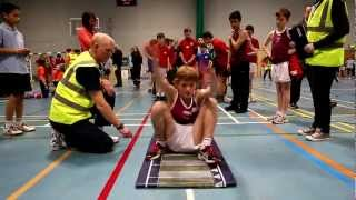 Sports Hall Athletics Finals 2013