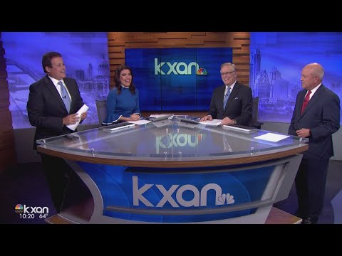 Emotional farewell to KXAN's Shannon Wolfson