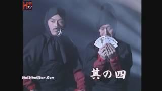 HNB hài nhật bản Sự khác biệt giữa ninja và người thường  Clip hài vietsub
