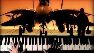 Piano Tribute To Harold Faltermeyer - Top Gun (Anthem & Memories)
