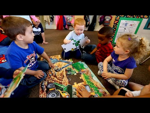 Kids 'R' Kids Brain Waves - Problem Solving