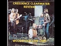 Creedence Clearwater Revival   Live At Woodstock 1969