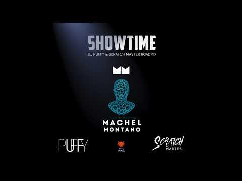 Showtime - DJ Puffy x Scratch Master Road Mix (Official Audio) | Machel Montano | Soca 2018