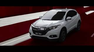 Introducing the new HR-V series – the Powerful Hybrid and the Desir...