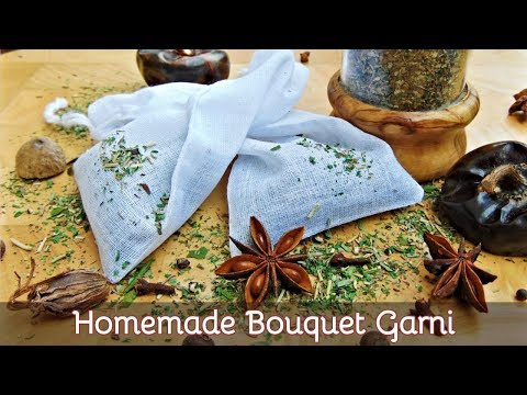 How To Make Bouquet Garni | The Classic Super Herby French Blend | #16