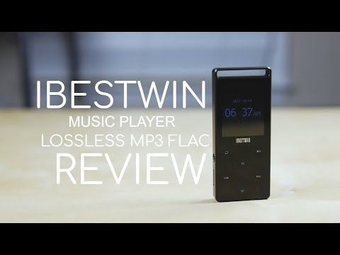 IBESTWIN MP3 FLAC Lossless Music Player REVIEW