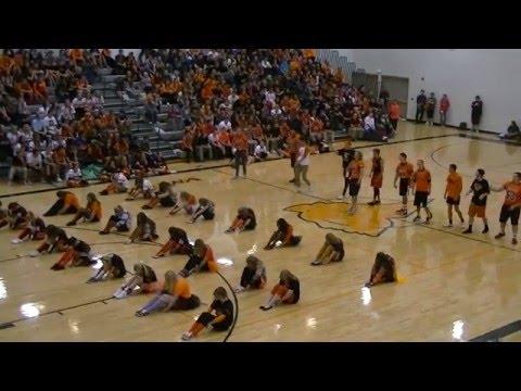 Senior Lip Sync: Homecoming Post Falls High School