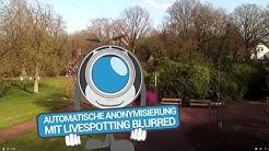 Datenschutzkonforme Webcam in Bad Zwischenahn mit Livespotting Blurred