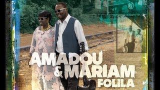 Amadou & Mariam feat. Ebony Bones - C'est Pas Facile Pour Les Aigles