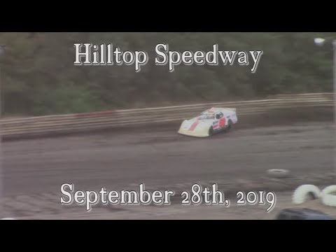 We Went Back To Hilltop Speedway....$5000 To Win...Weekend On The Hill