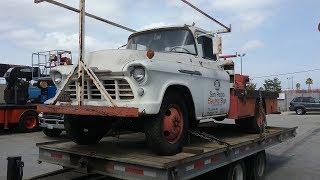 1956 Barn/ Warehouse find Truck