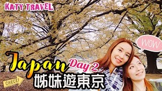 ˳॰̥✩ JAPAN。Tokyo//姊妹遊東京♥DAY2.漫步新宿御苑、挑戰彈珠機、超好買BICQLO BIC CAMERA┃Katy Travel ✩˳॰̥ thumbnail