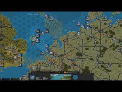 Strategic Command WWII: War in Europe- Operation Sealion |