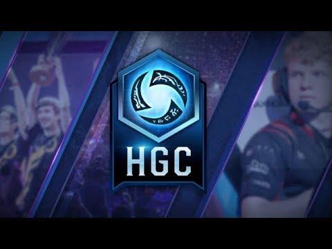 HGC 2018 CN – Phase 1 Week 9 – TheOne vs Start Over Again - Game 2