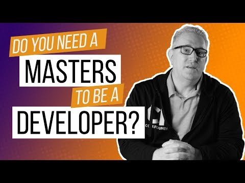 Should I get a Masters Degree in Computer Science? #DevQandA