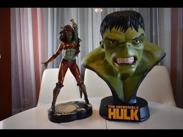 Hulk/She-Hulk bemutató