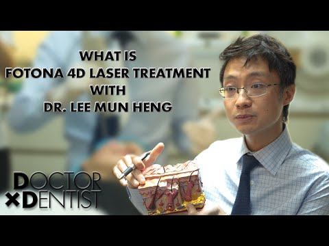 WHAT IS FOTONA 4D LASER TREATMENT with Dr. Lee Mun Heng from Cambridge Medical Group