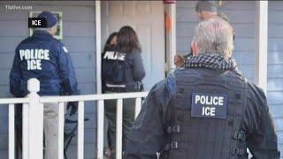 Trump abruptly halts deportation plan