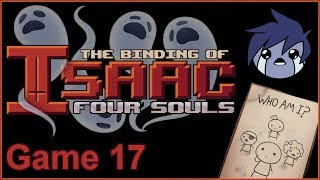 The Binding of Isaac: Four Souls | Game 17
