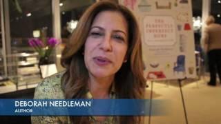 Deborah Needleman Hosts Book Signing at Room & Board Furniture Store
