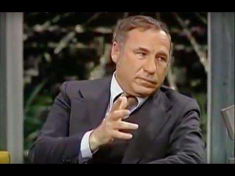 Mel Brooks Carson Tonight Show 13/2-1975