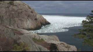 Chopin Opus 64 2 accompanied by a Collage of Icebergs of Newfoundland - Stafaband