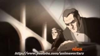 Avatar Aang Rises from Death - Legend of Korra