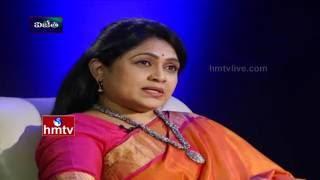 Dubbing Artist Shilpa Exclusive Interview | Vijetha | HMTV Awani