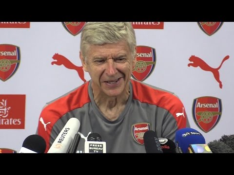 Arsene Wenger Full Pre-Match Press Conference - Watford v Arsenal