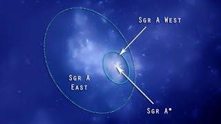 Стрелец А: путешествие к центру галактики Млечный Путь