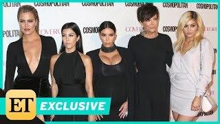 Kardashians 'Rallying Around' Pregnant Khloe Amid Tristan Thompson Cheating Accusations (Exclusiv…