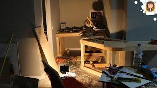 Construindo a minha  Oficina - (O Meu Setup)