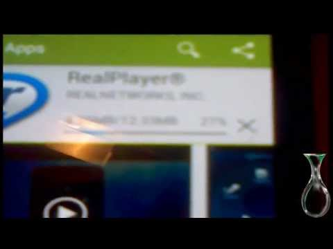 How To Install Realplayer To Your Smartphone HD