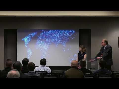 Dallas Blockchain Superconference, Fulvio Dominici speech