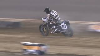 Heartbreak for Johnny Lewis at the DAYTONA TT - American Flat Track