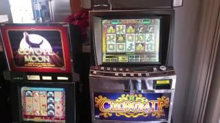 IGT Cleopatra II 2 video slot machine demo