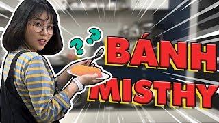 Đừng thử bánh của Misthy || FOOD CHALLENGE