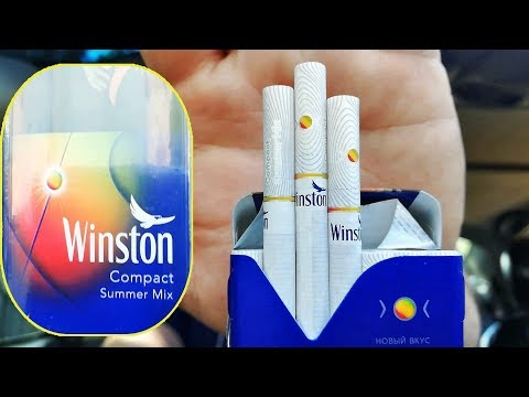 Winston Summer Mix с тройной капсулой