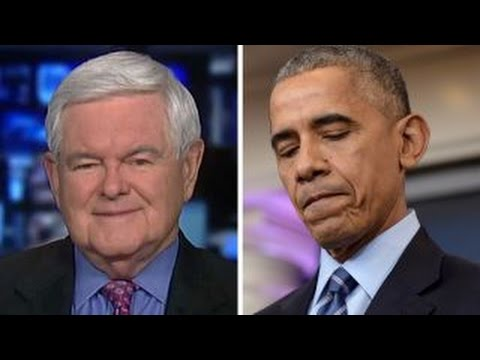 Newt Gingrich: Obama's legacy will disappear within a year