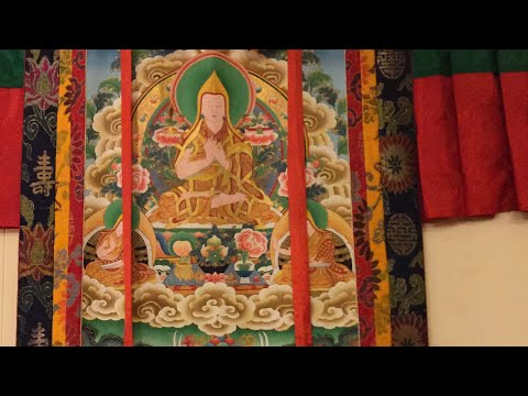 Jhado Rinpoche teaches Path to Enlightenment, Session 2