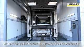 Kärcher Портальная мойка для грузовиков (фур) TB - щёточная автомойка(Kärcher Портальная мойка для грузовиков (фур) TB. Вместо или в дополнение к популярным моделям Karcher HD и Karcher HDS...., 2012-09-17T12:24:46.000Z)