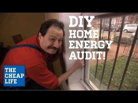 DIY Home Energy Audit: Don't Let Money Fly Out the Window | The Cheap Life with Jeff Yeager | AARP