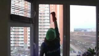 Уборка квартир от компании Чистюля в Москве(, 2012-01-16T04:45:24.000Z)