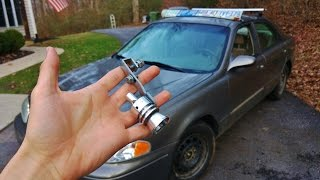 "Fake ""TURBO"" WHISTLE For Your Car. - REVIEWED"