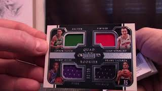 2017/18 Panini Dominion Basketball 6 Box Case 'Serial #s' GB