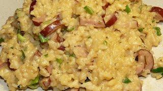 Вкусный сытный ужин (обед, завтрак ) за 15 минут на сковороде