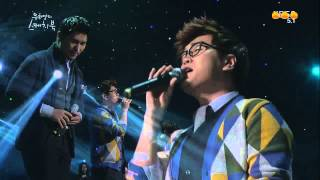130201 4MEN (포맨) - 살다가 한번쯤 (Once While Living) + 못해 (I can