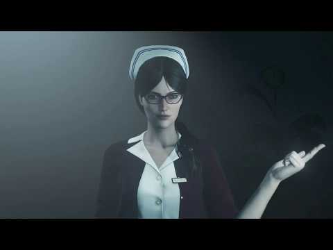 The Evil Within 2 - Chapter 4 Part 1 Behind The Curtain